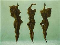 drei larven i by frantisek muzika