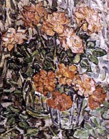roses polyanthas en bouquets by rady rautovich yakubov