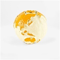 if the world were an orange it would be too small by glen hayward