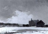 mrs. giesler's place, nr. king city, ontario by geoffrey allan rock