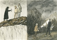 the drum, the doll, and the zombie by edward gorey