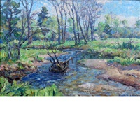 spring brook by frederick lester sexton