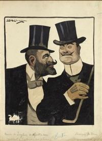 le baron de zuylen et le marquis de dion by thomas julio léal da camara