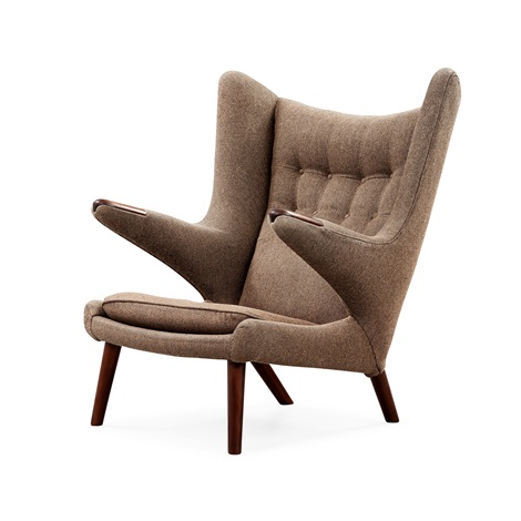 A Hans J Wegner U0027bamseu0027 Easy Chair By Hans J. Wegner