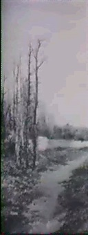 vista de madrid desde el manzanares by ricardo lafuente