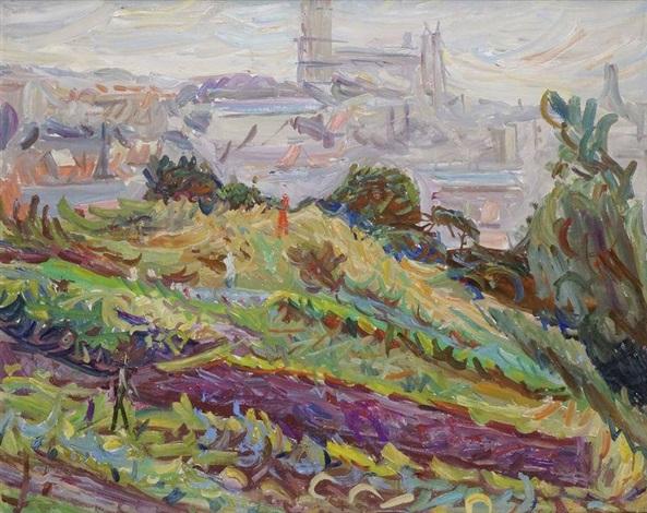 Les jardins de la cath drale de boulogne sur mer by emile - Les jardins de la matelote boulogne sur mer ...