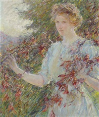 autumn by robert reid