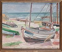 fartyg vid stranden by birger simonsson
