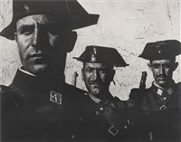 guardia civil, spain by w. eugene smith
