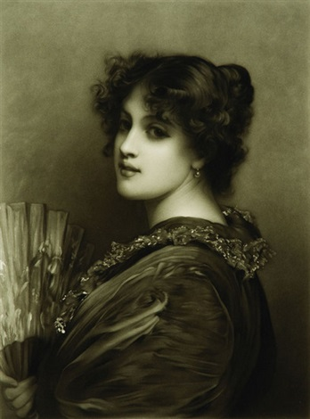 sylvia after luke fildes by john d miller