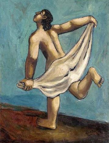 mujer by roberto diago
