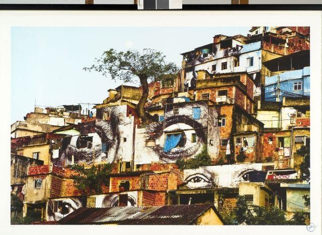women are heroes favela morro da providencia by jr