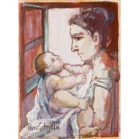 maternidad by cristina perez gabrielli