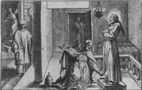 papst innocenz entdeckt die wundmale by peeter de jode the younger