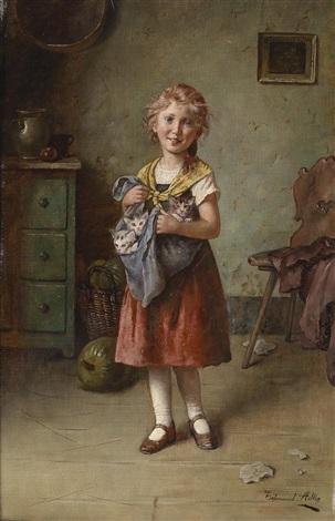 die katzenmutter by edmund adler