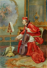 the talented cardinal by umberto cacciarelli