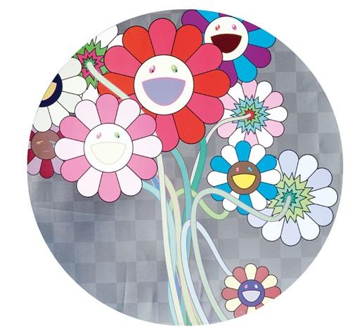 kwiaty dla algernona by takashi murakami