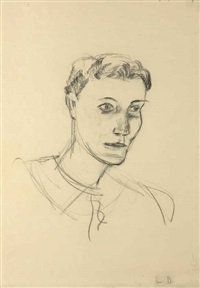 autoportrait by louise bourgeois