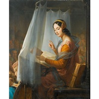 novella d'andrea by marie elénore godefroy