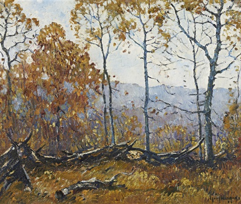 late october by guy carleton wiggins