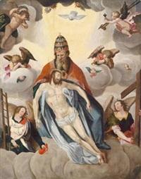 die heilige dreifaltigkeit (gnadenstuhl) by austrian school-tyrolean (17)