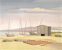 view of the messolonghi lagoon by rea leondaritou