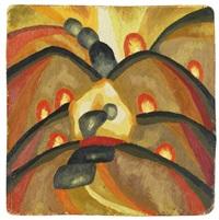 ritmos by alejandro xul solar