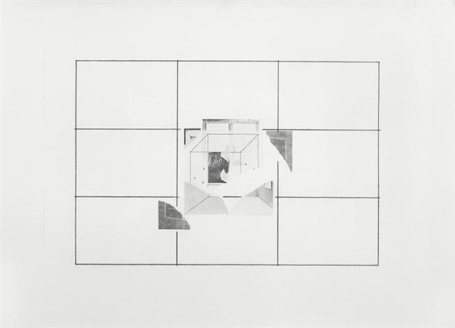 studio per de pictura by giulio paolini