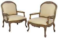 monarch lounge chairs (pair) by kreiss furnishings