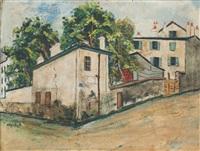 la maison de berlioz à montmartre by elisée maclet