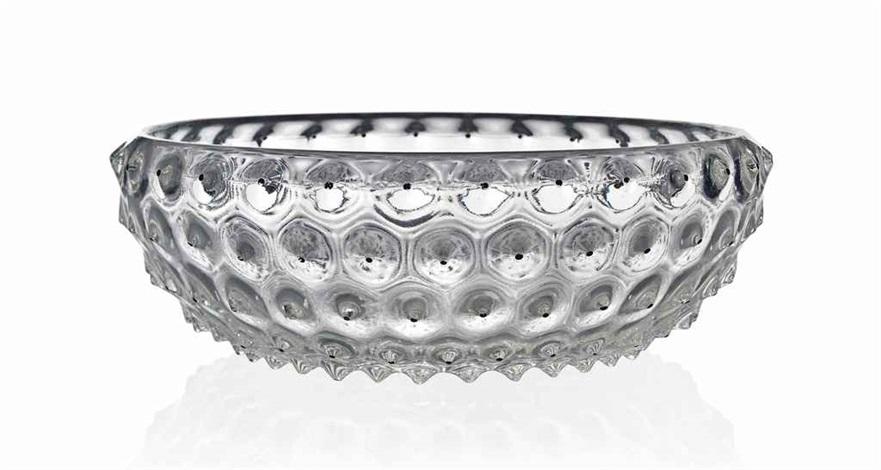 cactus no 1 bowl no 3281 by rené lalique