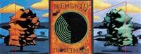 memento (triptych) by baiju parthan