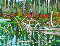still waters and deadfall by ted godwin