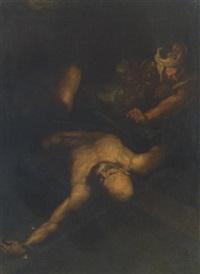 martirio di san pietro by giacomo farelli