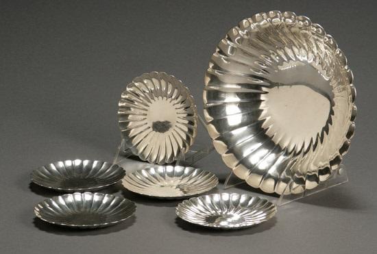 bowl (+ dishes; set of 5) by asahi shoten (co.)