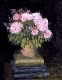 birthday flowers by marshall c. hutson