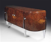 modernist sideboard by michel dufet