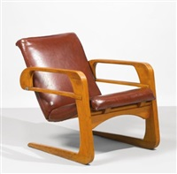 airline armchair by k.e.m. weber