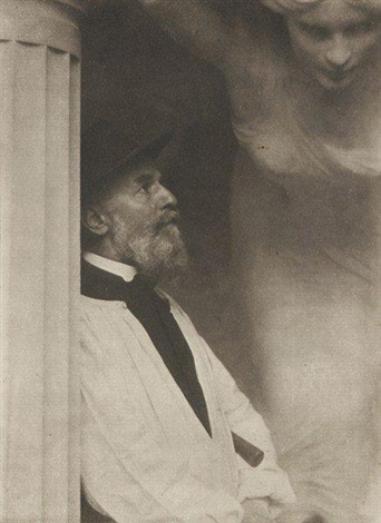 albert bartholomé camera work n°2 by edward steichen