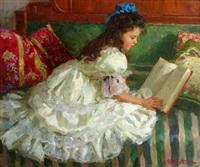 reading a book by yuri krotov