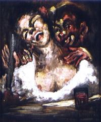 el sátiro y la corista by fermin santos