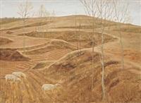 风景 (landscape) by liu renjie