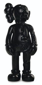 (original fake) companion by kaws