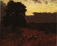 sunset by ben foster