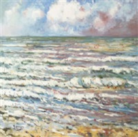 seascape by david lennon