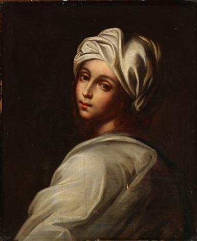 Portrait of Beatrice Cenci by Guido Reni