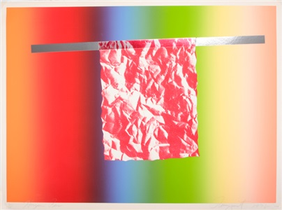 horizontal bar by james rosenquist