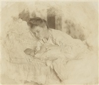 mother and child by gertrude kasebier