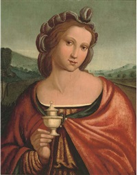 the magdalen by bacchiacca
