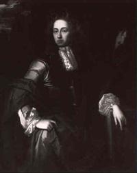 portrait of a gentleman by john kerseboom